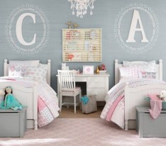 Cute baby girl bedroom decoration ideas 05