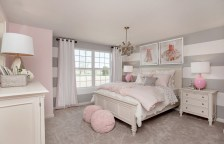 Cute baby girl bedroom decoration ideas 42