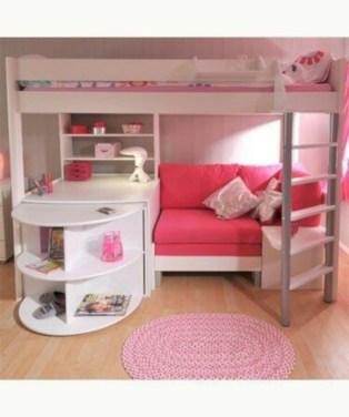Cute baby girl bedroom decoration ideas 47