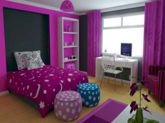 Cute baby girl bedroom decoration ideas 50