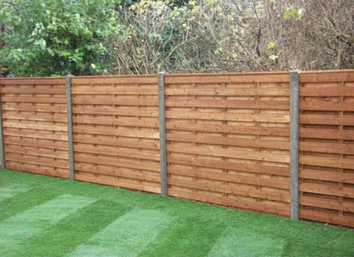 Beau Diy Backyard Privacy Fence Ideas On A Budget (19)