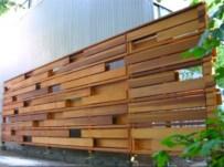 Diy backyard privacy fence ideas on a budget (48)