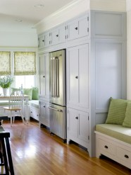 Decorate awesome kitchen with farmhouse cabinet (22)