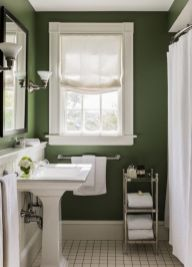 Farmhouse bathroom ideas for small space (29)