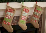 Fun and cute colorful christmas decoration ideas 10