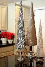 Fun and cute colorful christmas decoration ideas 25