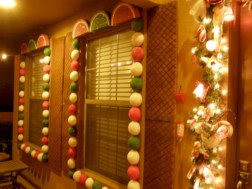 Fun and cute colorful christmas decoration ideas 34