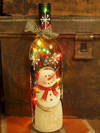 Fun and cute colorful christmas decoration ideas 50