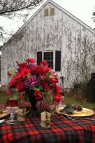 Gorgeous rustic christmas table settings ideas 10 10