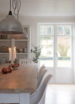 Gorgeous rustic christmas table settings ideas 22 22