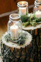 Gorgeous rustic christmas table settings ideas 4 4
