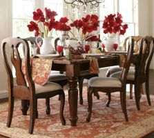 Gorgeous rustic christmas table settings ideas 49 49