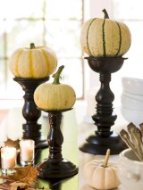Great halloween mantel decorating ideas 37