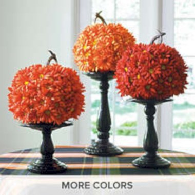 Great halloween mantel decorating ideas 56
