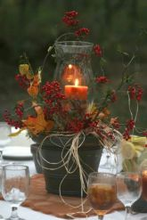 Ideas how to make comfortable rustic outdoor christmas décoration 52