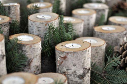 Ideas how to make minimalist christmas décoration 03