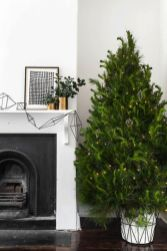 Ideas how to make minimalist christmas décoration 27