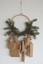 Ideas how to make minimalist christmas décoration 48