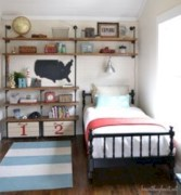 Industrial bedroom designs ideas for small spaces 08