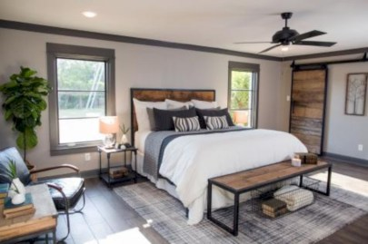 Industrial bedroom designs ideas for small spaces 14