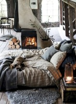 Industrial bedroom designs ideas for small spaces 26