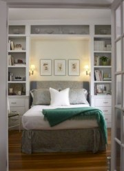 Industrial bedroom designs ideas for small spaces 29