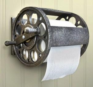 Industrial vintage bathroom ideas (58)