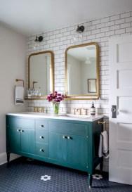 Industrial vintage bathroom ideas (6)