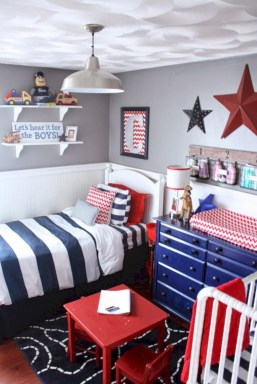 Inspiring bedroom design for boys 52