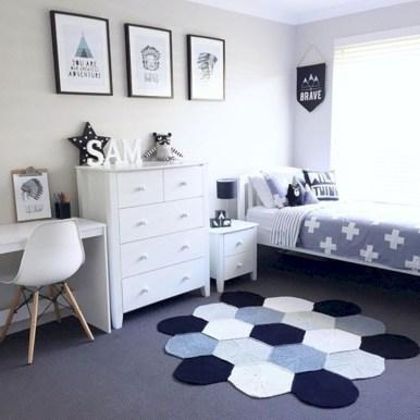 Inspiring bedroom design for boys 57