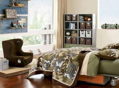 Inspiring bedroom design for boys 59