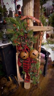 Inspiring christmas decoration ideas using plaid 18
