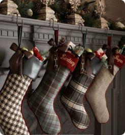 Inspiring christmas decoration ideas using plaid 19