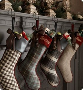 Inspiring christmas decoration ideas using plaid 19