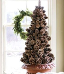 Inspiring christmas decoration ideas using plaid 20