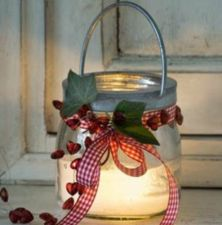 Inspiring christmas decoration ideas using plaid 23