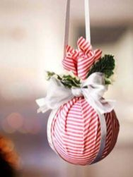 Inspiring christmas decoration ideas using plaid 30