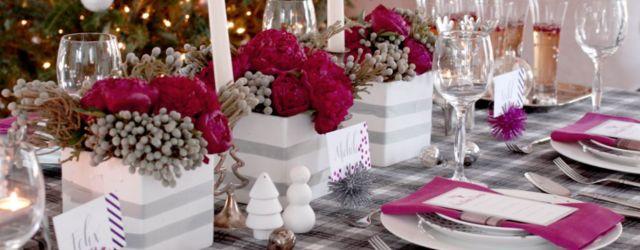 Inspiring christmas decoration ideas using plaid 44