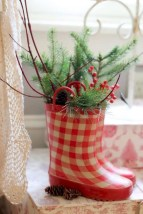 Inspiring christmas decorations ideas with traditional touch 03
