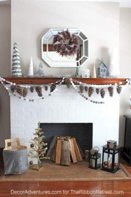 Inspiring christmas decorations ideas with traditional touch 19