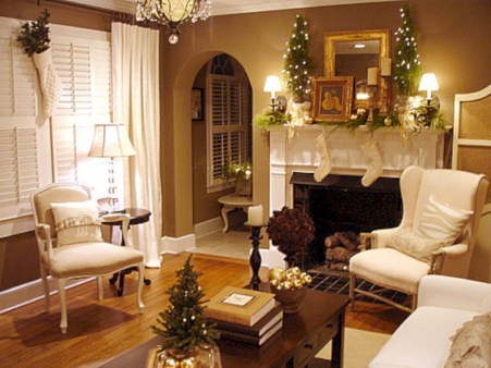 Inspiring christmas decorations ideas with traditional touch 28