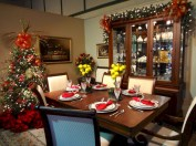 Inspiring christmas decorations ideas with traditional touch 56
