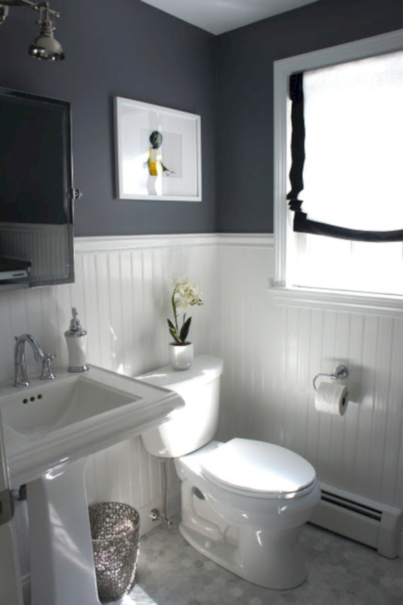 Inspiring diy bathroom remodel ideas (13)