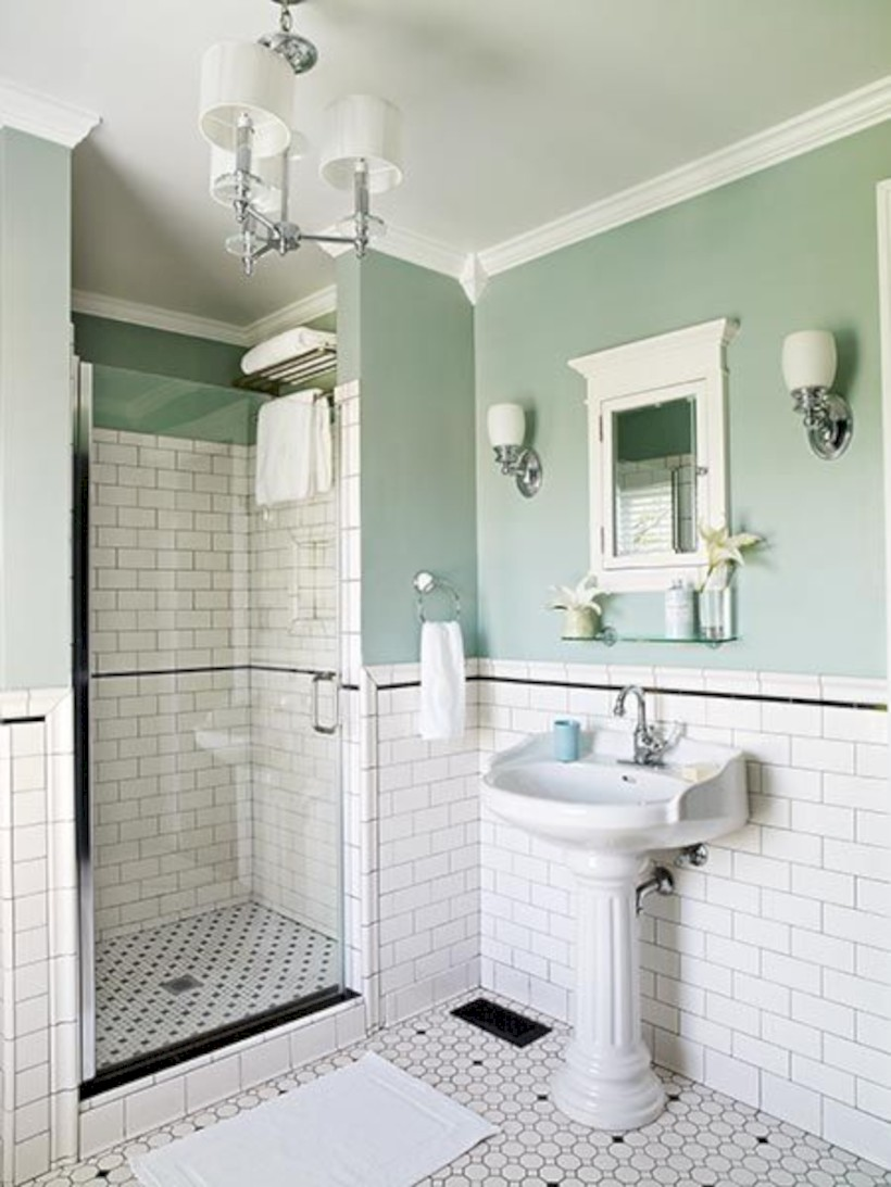 Inspiring diy bathroom remodel ideas (24)
