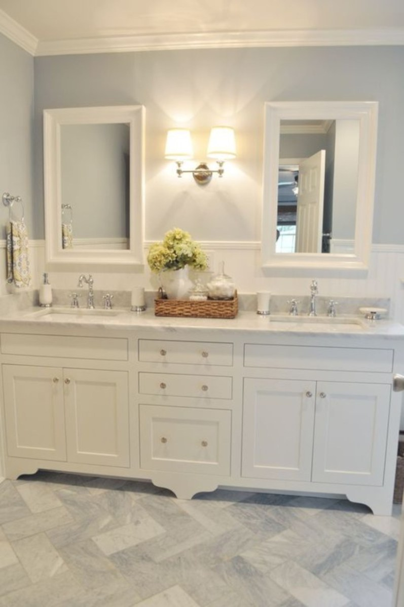 Inspiring diy bathroom remodel ideas (37)