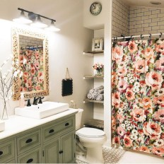 Inspiring diy bathroom remodel ideas (4)