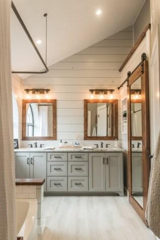 Inspiring diy bathroom remodel ideas (57)
