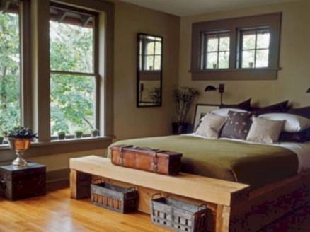 Inspiring earth color bedroom designs ideas 47
