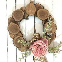 Inspiring indoor rustic christmas décoration ideas 1 1