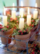 Inspiring indoor rustic christmas décoration ideas 29 29